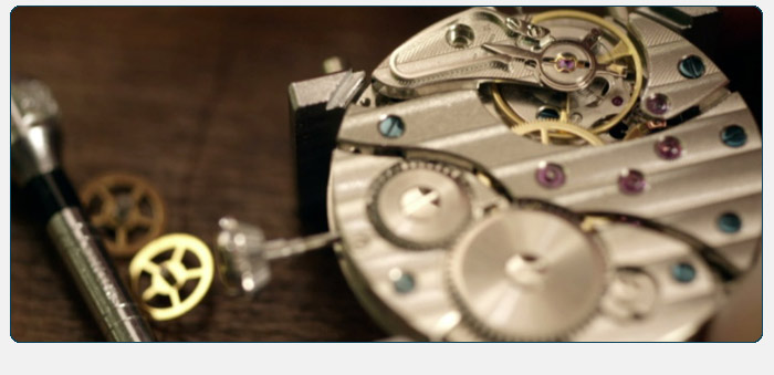 PTRC Inc., we are specialists in watch repair.