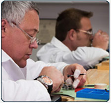 Our professional Watch Repair Specialists